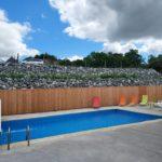piscine pour les gîtes